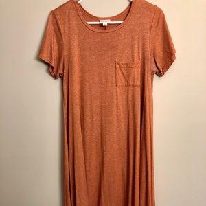 LuLaRoe Carly dress (XS)